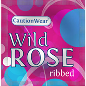 CautionWear Wild Rose Ribbed