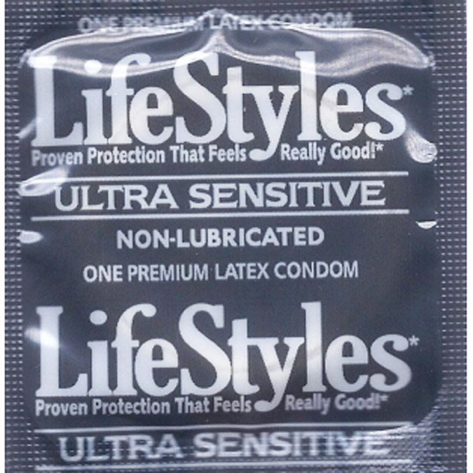 LifeStyles Ultra Sensitive Non-Lubricated